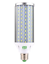 abordables -YWXLIGHT® 1pc 60W 5900-6000lm E26 / E27 Bombillas LED de Mazorca T 160 Cuentas LED SMD 5730 Decorativa Luz LED Blanco Fresco 85-265V