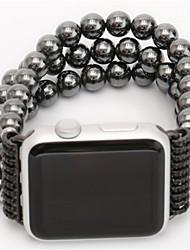 Недорогие -Ремешок для часов для Apple Watch Series 3 / 2 / 1 Apple Дизайн украшения Керамика Повязка на запястье