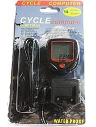 abordables -SD548B Ordenador de Bicicleta Impermeable Portátil Ciclismo Ciclismo