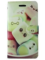 abordables -Coque Pour Huawei P8 Lite Porte Carte Portefeuille Avec Support Clapet Coque Intégrale Bande dessinée Dur faux cuir pour Huawei