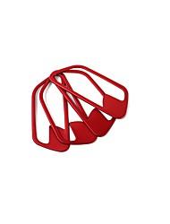 abordables -Automotor Cubierta protectora del apoyabrazos de la puerta Interiores personalizados para coche Para BMW Todos los Años 320Li GT4 Serie 3