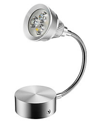 cheap -ZDM™ 3W LED Wall Light /Spotlight /Mirror-lamp /Wine Cabinet lights