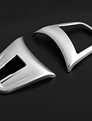 baratos -Automotivo Quadro da decoração do volante Gadgets de Interior Personalizáveis para Carros Para BMW 2017 Série 2
