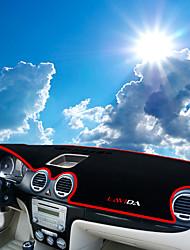 abordables -Automobile Matrice de tableau de bord Tapis Intérieur de Voiture Pour Volkswagen 2012 2008 2009 2010 2011 La vie