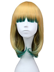 Недорогие -Парики для Лолиты Лолита Золотой Прицесса Парики для Лолиты 14 дюймовый Косплэй парики Halloween Парики Хэллоуин парики