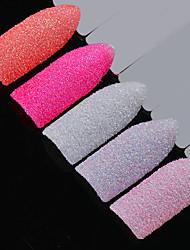 baratos -Ferramenta Bags Nail Glitter Brilhante Clássico Paetês Alta qualidade Diário Nail Art Design