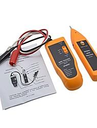 Недорогие -wh806c профессиональный тестер кабеля rj11 rj45 cat5 cat6 crimper lan tracker wire network диагностировать сетевой инструмент тональности