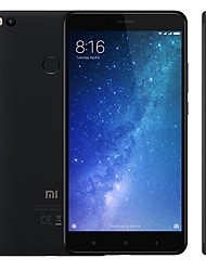 abordables -xiaomi mi max 2 version internationale 6,4 pouces 4g smartphone (4gb + 64gb 12mp snapdragon 625 5300mah)