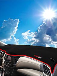 Недорогие -автомобильный Маска для приборной панели Коврики на приборную панель Назначение Chevrolet 2017 Trax