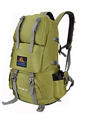 cheap -50 L Backpack Rucksack Hiking & Backpacking Pack Camping / Hiking Hiking Outdoor Exercise Travel Mountaineering Back Country Cross Country