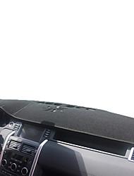 Недорогие -автомобильный Маска для приборной панели Коврики на приборную панель Назначение Jaguar 2016 2017 XF XFL