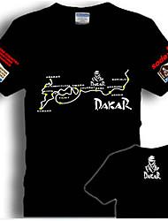 preiswerte -Männer Teenager Sommer Motorrad T-Shirt mit wasserdichtem Protektor Getriebe für den Motorsport