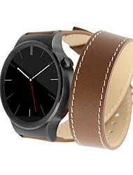 Недорогие -Ремешок для часов для Huawei Watch Huawei Классическая застежка Натуральная кожа Повязка на запястье