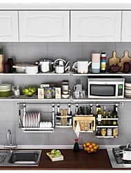 Недорогие -Нержавеющая сталь Творческая кухня Гаджет Аксессуары для шкафов 1шт Кухонная организация