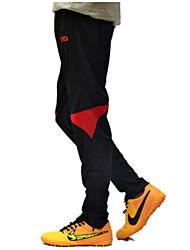 Недорогие -Муж. Штаны для туризма и прогулок На открытом воздухе Учебный Пригодно для носки Футбол Фитнес Воздухопроницаемость Брюки Охота