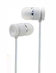 cheap -PHB P11 In Ear Wired Headphones Dynamic Plastic Pro Audio Earphone with Volume Control / with Microphone Headset