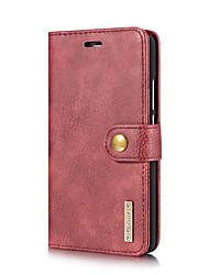 cheap -Case For Huawei Mate 10 Card Holder with Stand Flip Full Body Cases Solid Color Hard PU Leather for Mate 10 Huawei