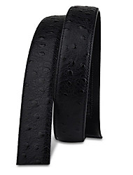 baratos -Homens Casual Clássico Cinto para a Cintura - Estilo Artístico Côr Sólida
