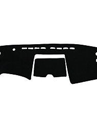 abordables -Automobile Matrice de tableau de bord Tapis Intérieur de Voiture Pour Nissan 2008 2009 2010 2011 2012 X-Trail