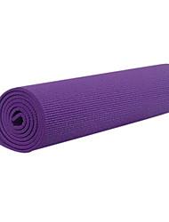 baratos -Yoga Mats (Rosa / Azul , PVC) - 6 mm