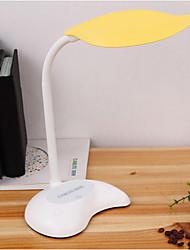 preiswerte -Modern/Zeitgenössisch Augenschutz Schreibtischlampe Für Plastik 220v Rot Blau Narzisse