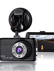 cheap -t660 848 x 480 / 1280 x 720 / 1440 x 1080 Car DVR 170 Degree Wide Angle 3 inch LCD Dash Cam with G-Sensor / Loop-cycle Recording 6