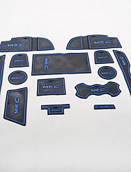 Недорогие -автомобильный Groove Mat Коврики на приборную панель Назначение Lincoln 2015 2014 MKC