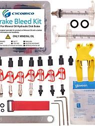 Недорогие -Мультитулы Наборы для ремонта Прочие инструменты Ремонтные инструменты Bike Тормоза и запчасти Bike Инструменты Горные велосипеды