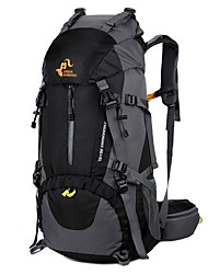 cheap -50 L Backpack Rucksack Hiking & Backpacking Pack Camping / Hiking Hiking Outdoor Exercise Travel Mountaineering Back Country Nylon