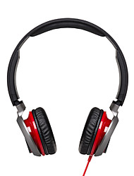 cheap -EDIFIER K710P Headband Wired Headphones Dynamic Plastic Gaming Earphone with Volume Control with Microphone Headset