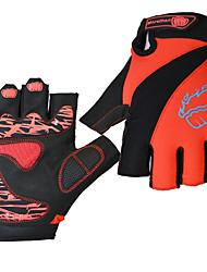 Недорогие -Спортивные перчатки Перчатки для велосипедистов Спортивные перчатки Водонепроницаемость Пригодно для носки Анти-шоковая защита