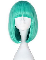 Недорогие -Парики для Лолиты Лолита Синий Прицесса Парики для Лолиты 14 дюймовый Косплэй парики Сплошной цвет Парики Хэллоуин парики