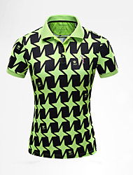 cheap -Women's Golf T-shirt Fast Dry Windproof Wearable Breathability Golf Outdoor Exercise