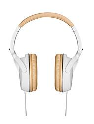 abordables -EDIFIER H841P Cinta Con Cable Auriculares Dinámica El plastico De Videojuegos Auricular Con Micrófono Auriculares