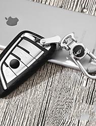 Недорогие -автомобильный Крышка ключа Всё для оформления интерьера авто Назначение BMW Все года 1 серия 2 серии Х4 X6 X1 Серии 7 5-й серии 3 серии