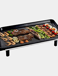 cheap -Electric  Barbecue Grill Multifunction Japanese Stainless Steel Aluminum-magnesium alloy Thermal Cookers 220V Kitchen Appliance
