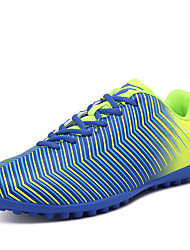 cheap -Men's Shoes PVC Leather Spring / Fall Comfort Athletic Shoes Soccer Shoes Yellow / Black / Gold / Royal Blue