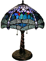cheap -Metallic Traditional/Classic Decorative Table Lamp For Hallway Metal 220V Black