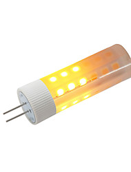 cheap -BRELONG® 1pc 3W 230 lm G4 LED Corn Lights 36 leds SMD 2835 Flame Effect Warm White DC 12V