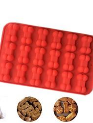 Недорогие -Формы для нарезки печенья Собаки конфеты Для Cookie Для торта Cupcake Печенье силикагель Своими руками День Благодарения День рождения