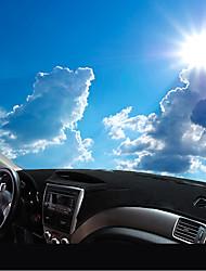 Недорогие -автомобильный Маска для приборной панели Коврики на приборную панель Назначение Subaru 2009 2010 2011 2012 Forester