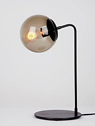 cheap -Artistic Eye Protection Table Lamp For Living Room Metal 220V Black
