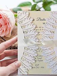 Недорогие -Сгиб-калитка Свадебные приглашения Пригласительные билеты Образец приглашения Открытки ко дню матери Приглашения для детских праздников