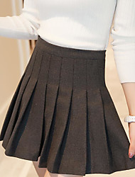 cheap -Women's Casual Bodycon Skirts - Solid Colored