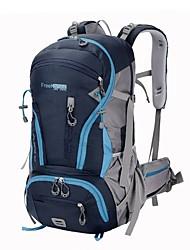 cheap -45 L Backpack Rucksack Hiking & Backpacking Pack Hiking Mountaineering Nylon