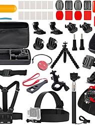 Недорогие -Экшн камера / Спортивная камера На открытом воздухе Водоотталкивающие Для Экшн камера Gopro 6 Gopro 5 Xiaomi Camera Gopro 4 Gopro 4