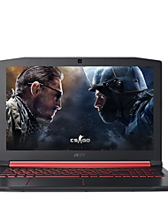 baratos -ACER Notebook caderno AN515 15.6  polegadas IPS Intel i7 i7-7700HQ 8GB GDDR4 128GB SSD 1TB GTX1050Ti 4GB Windows 10