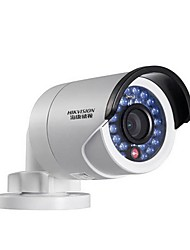 abordables -HIKVISION DS-2CD2045-I 3 mp IP Camera Extérieur Support0 GB / CMOS / 50 / 60 / Adresse IP dynamique / Adresse IP statique