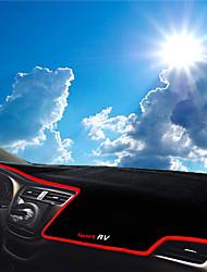 Недорогие -автомобильный Маска для приборной панели Коврики на приборную панель Назначение Chevrolet Все года Lova