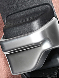 Недорогие -автомобильные ремни безопасности крышка diy автомобильные салоны для mercedes-benz все годы e class e200l e300l пластик